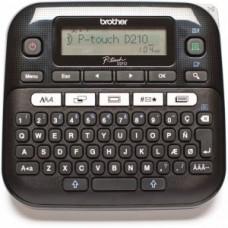 Brother PT-D210VP portatīvs galda uzlīmju printeris