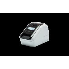 Brother QL-820NWB uzlīmju printeris, LAN, Wi-Fi, USB, 300x600dpi, 62mm