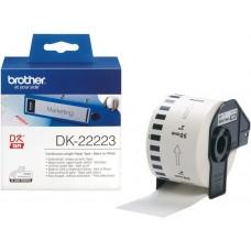 Brother DK-22223 Papīra uzlīmju lente 50mm*30,48m