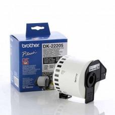 Brother DK-22205 Papīra uzlīmju lente 62mm*30.48m