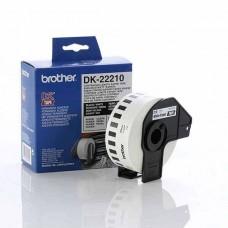 Brother DK-22210 Papīra uzlīmju lente 29mm*30.48m