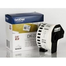 Brother DK-22225 Papīra uzlīmju lente 38mm*30,48m