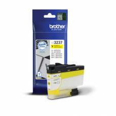Brother LC-3237Y Yellow tintes kasete, 1.500 izdrukām