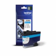 Brother LC-3239XLC Cyan tintes kasete, 5.000 izdrukām