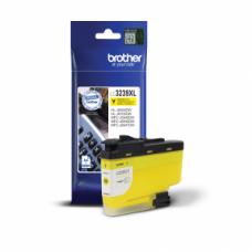 Brother LC-3239XLY Yellow tintes kasete, 5.000 izdrukām