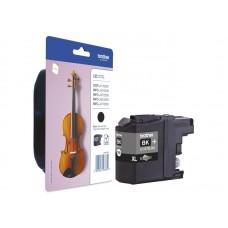 BROTHER LC127XLBK melnas tintes kasete 1200 izdrukām, 27.4 ml