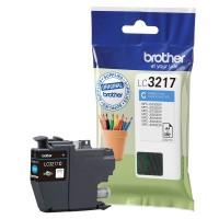 BROTHER LC3217C zilās tintes kasete 550 izdrukām