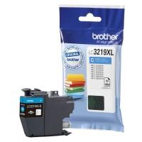 BROTHER LC3219XLC zilās tintes kasete 1500 izdrukām