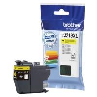 BROTHER LC3219XLY dzeltenās tintes kasete 1500 izdrukām