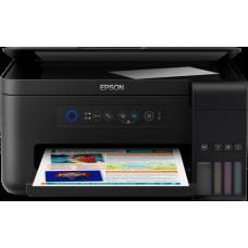 EPSON ECOTANK L4150 tintes daudzfunkciju printeris COLOR HOME, A4 formāts
