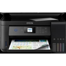 EPSON ECOTANK L4160 tintes daudzfunkciju printeris COLOR HOMA, A4 formāts