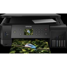 EPSON L7160 ECOTANK fotoattēlu un dokumentu daudzfunkciju printeris, A4 formāts