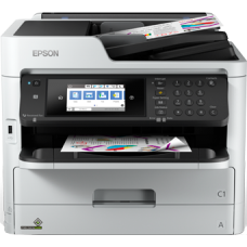 EPSON WorkForce PRO WF-C5790DWF tintes daudzfunkciju printeris COLOR OFFICE, A4 formāts
