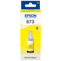 EPSON T6734 Yellow tinte, 70.0 ml