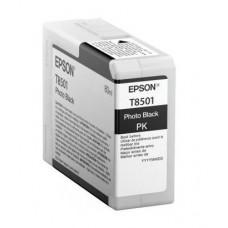 Epson T8501 Black tintes kasete, 80ml
