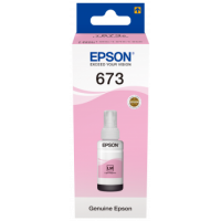 EPSON T6736 Light Magenta tinte, 70.0 ml