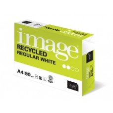 Image Recycled papīrs A4, 80 g/m2, 500 loksnes