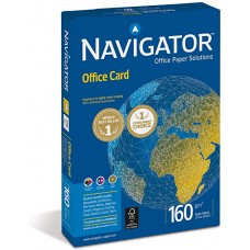 Navigator Office Card papīrs A3, 160g/m2, 250 loksnes
