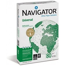 Navigator Universal papīrs A3 80g/m2, 500 loksnes