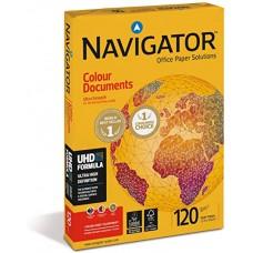 Navigator colour documents papīrs, A4 120g/m2, 250 loksnes