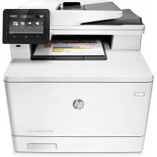 HP Color laserJet MFP M477fdn daudzfunkciju lāzerprinteris, A4 formāta