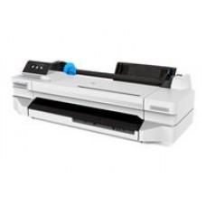 HP DesignJet T125 lielformāta krāsu printeris, 24 collas
