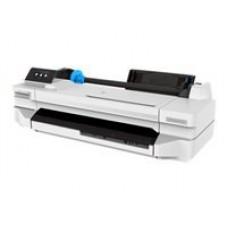 HP DesignJet T130 lielformāta krāsu printeris, 24 collas