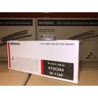 Integral TK-1160 alternatīvs toneris priekš Kyocera, 7.200 izdrukām