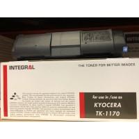 INTEGRAL TK-1170 alternatīvs toneris priekš Kyocera, 7.200 izdrukām