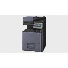 Kyocera TASKalfa 2553ci daudzfunkciju krāsu drukas iekārta A3 formāts, ar dokumentu padevēju DP-7100 un metāla paliktni CB-7110M