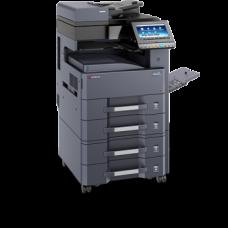 Kyocera TASKalfa 3212i melnbalta, daudzfunkciju drukas iekārta A3/A4 formāta ar dokmentu padevēju DP-7100 un metāla paliktni CB-811