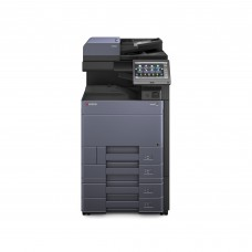 Kyocera TASKalfa 5053ci daudzfunkciju krāsu drukas iekārta A3 formāta ar dokumentu padevēju DP-7100 un metāla paliktni CB-7110M