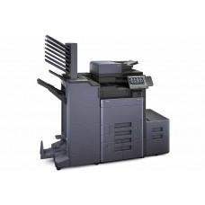 Kyocera TASKalfa 6053ci daudzfunkciju drukas iekārta, A3 formāts ar dokmentu padevēju DP-7100 un metāla paliktni CB-7110M