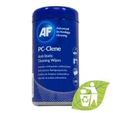 AF PC-Clene, antistatiskas salvetes, 100 gabali.